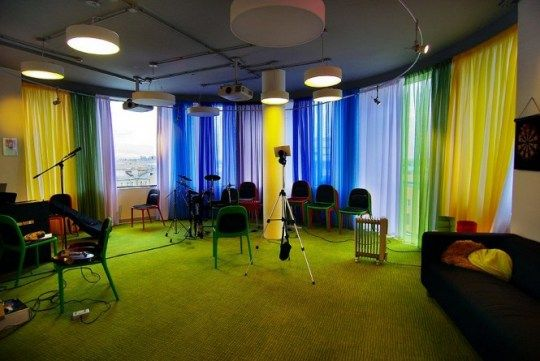 google russia office. From Google With Love \u2013 Google\u0027s Russian Offices Russia Office