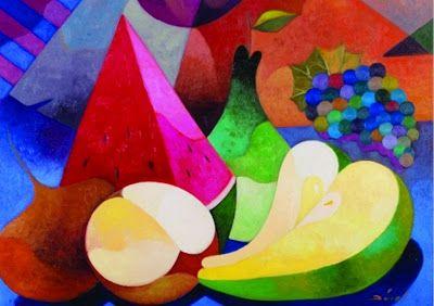 Imágenes Arte Pinturas: BODEGONES MODERNOS