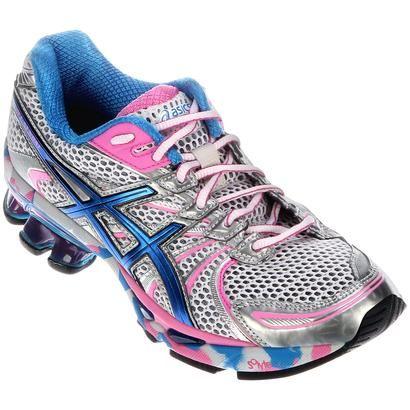 tenis asics gel feminino para caminhada natural running