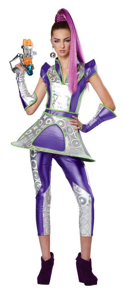 space girl costume ideas google search space pirate. Black Bedroom Furniture Sets. Home Design Ideas