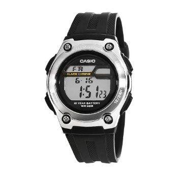 Casio Mens W211-2AV Digital Sport Watch