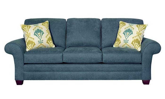 Bassett Furniture Brooke Loveseat Sofa Or Sleeper Sofa From