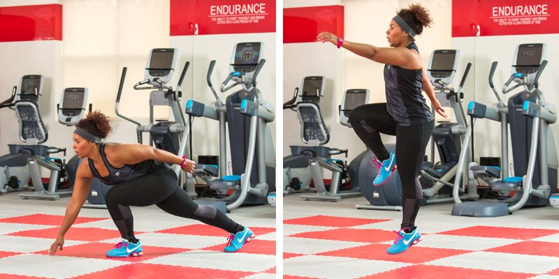 10Minute GluteBuilding Workout Fitness 10 minute