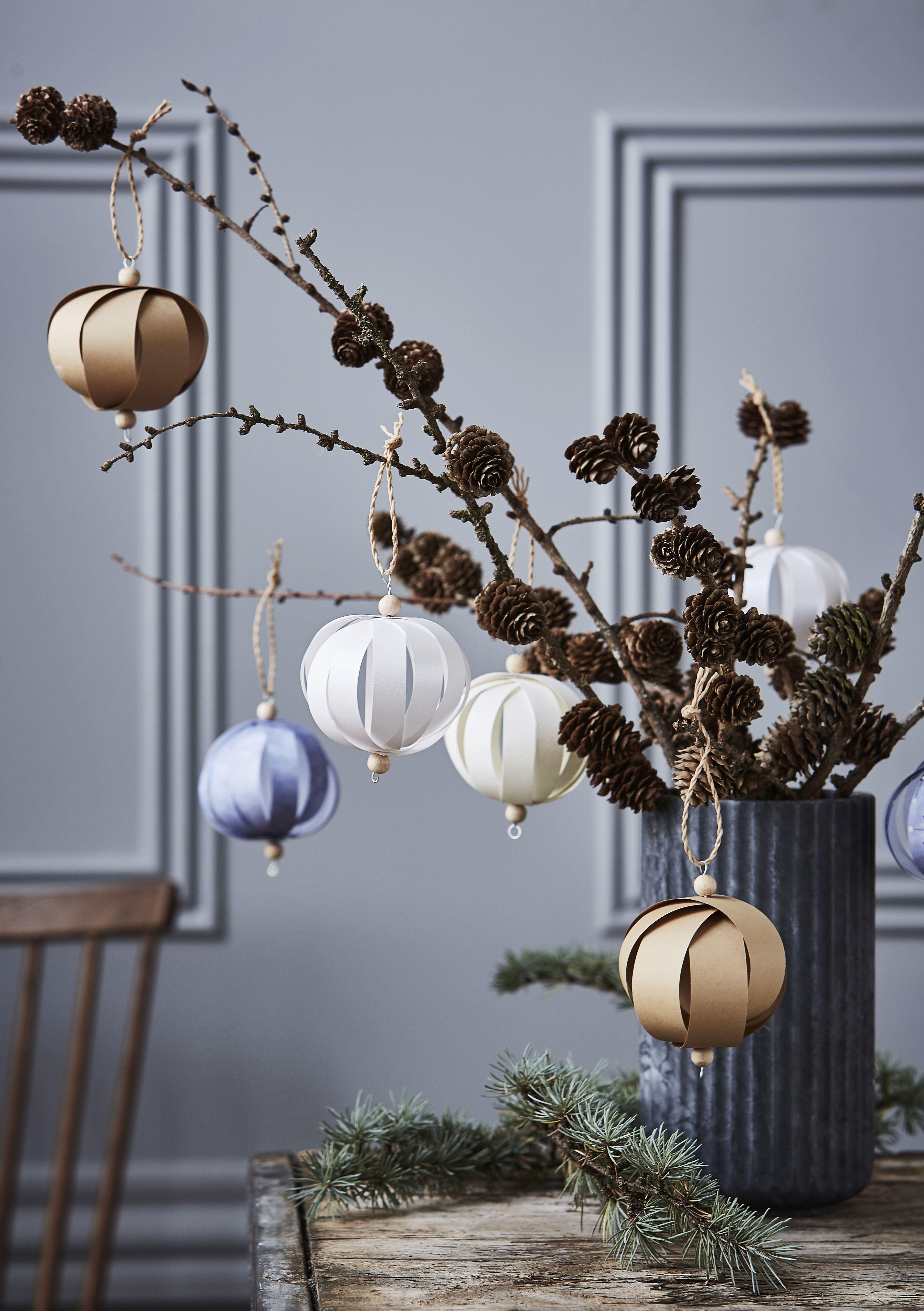 Photo of DIY: Bind en yndig julekugle | ISABELLAS