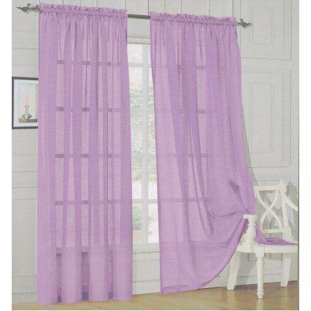 Home Sheer Curtain Panels Curtains Farmhouse Style Curtains