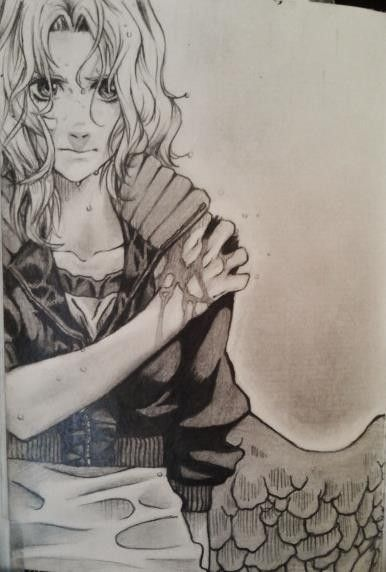 Max by Jannat Day (from Maximum Ride manga by James Patterson)