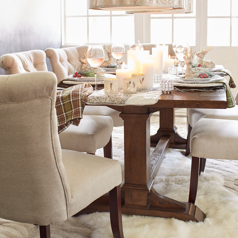 Dawson Walnut Brown Dining Tables | Pier 1 Imports | Brown ...