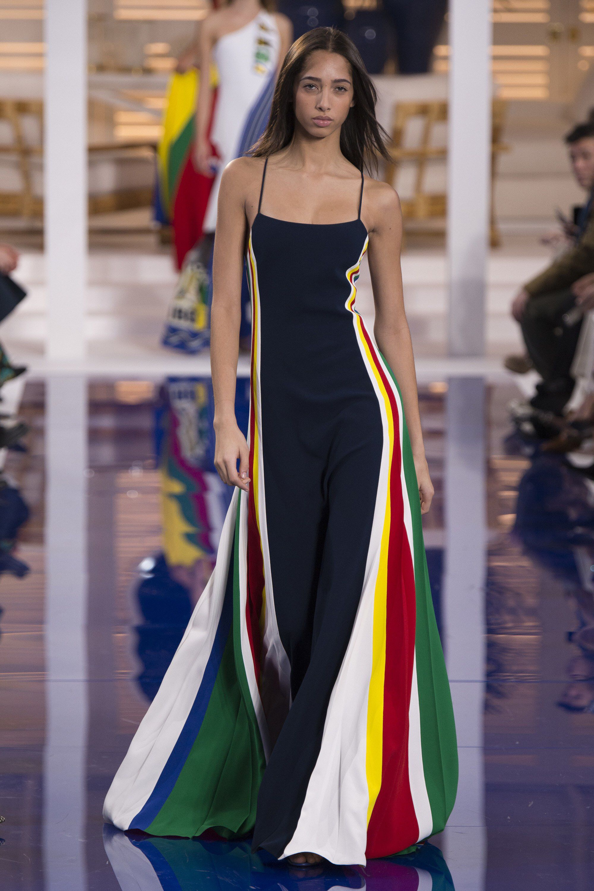 b782666eb984 Ralph Lauren Spring 2018 Ready-to-Wear Fashion Show Collection