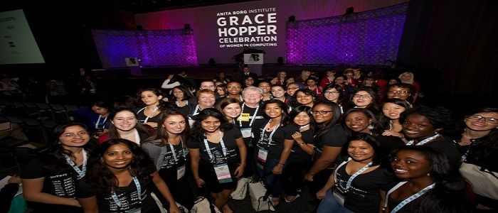 Enjoy the excitement of the 2016 Grace Hopper Celebration of Women in Computing (GHC) from your own city! See & hear inspiring women in tech speak. Our party will showcase area residents who attend this year's event in Houston as well as our speaker, Dr. Latanya Sweeney, via video. Plus, it's our anniversary. #ABIdotCHI #GHC2016 Date: 10/24 Cost: Free