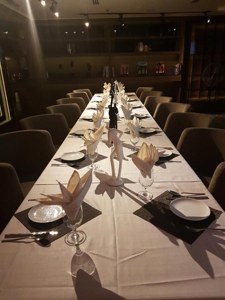 Simple and elegance dining atmosphere | Johor, Table ...