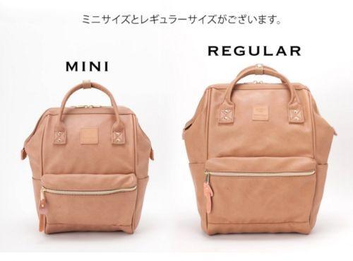 1e5edbdefc Anello-Japan-LARGE-MINI-Backpack-Hot-Selling-Rucksack-Canvas-Quality-School- Bag