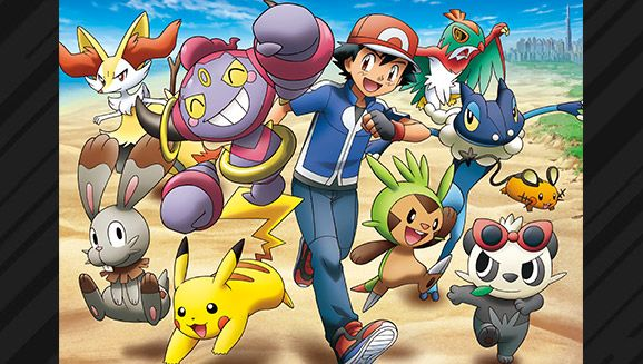 Pokemon The Movie Hoopa And The Clash Of Ages Pokemon Pokemon Movies Hoopa