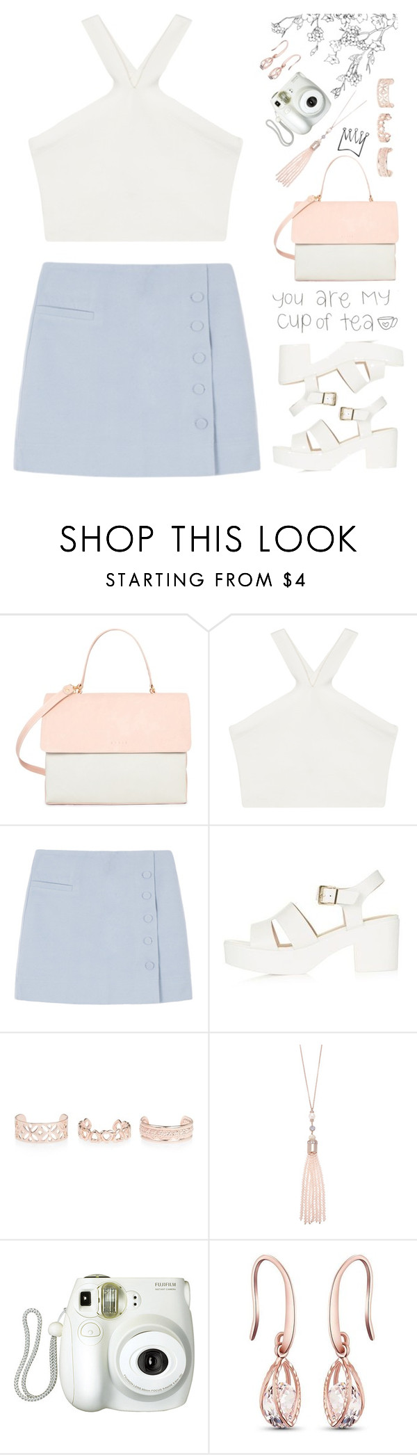 """""""Got this feeling"""" by painterella ❤ liked on Polyvore featuring Eddie, BCBGMAXAZRIA, Topshop, New Look, Oasis and Branca"""