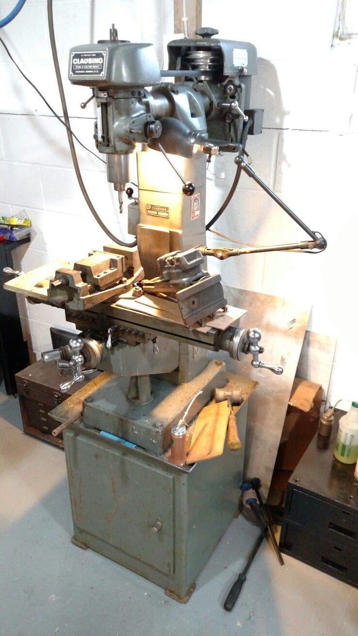 clausing milling machine