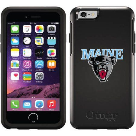 Maine Primary Mark Design on OtterBox Symmetry Series Case for Apple iPhone 6