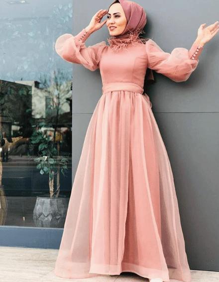 2020 Ucuz Tesettur Abiye Elbise Modelleri Ve Fiyatlari Alimli Kadin 2020 Elbise Modelleri Elbise The Dress