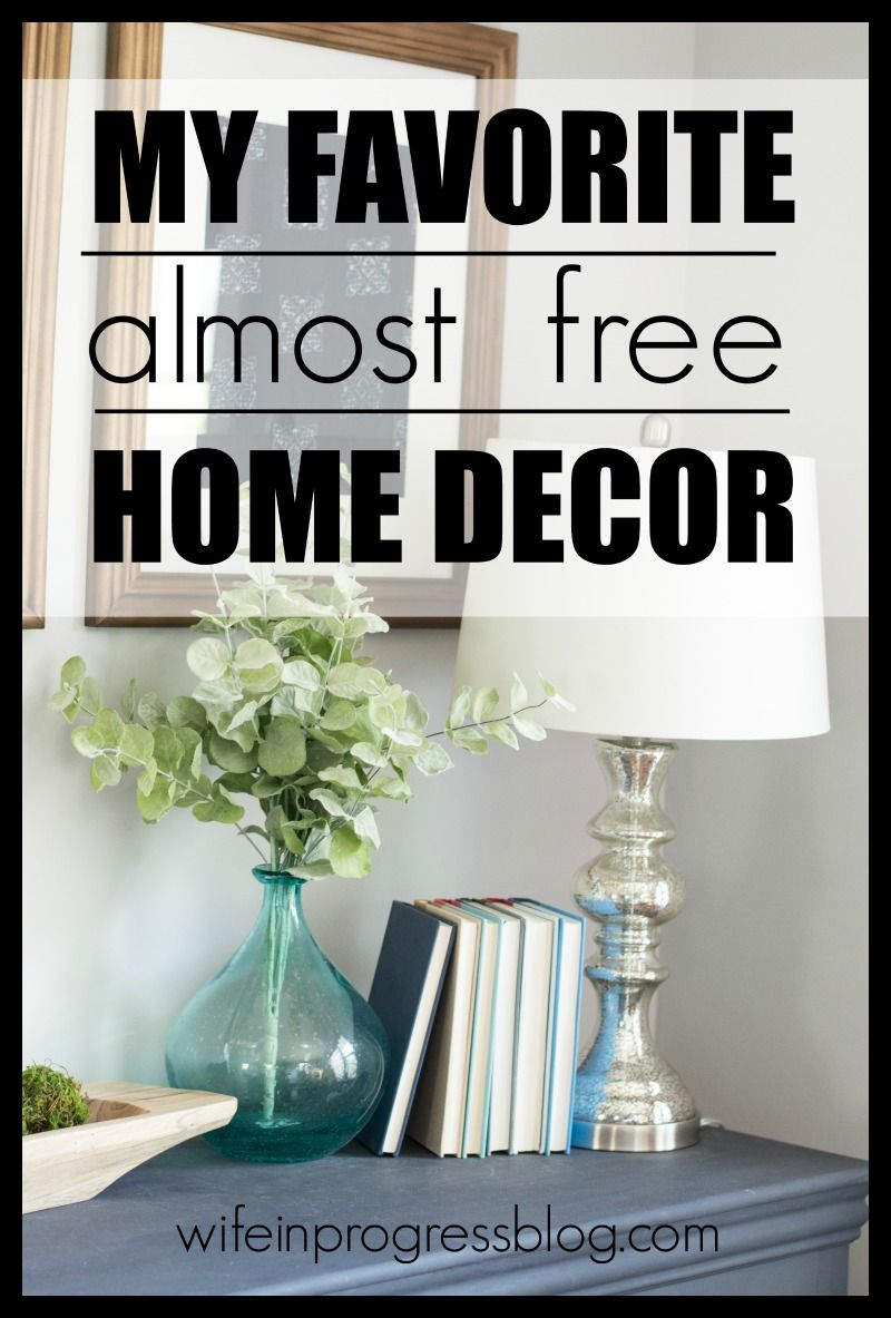 My Favorite Almost Free Home Decor Funky Home Decor Home