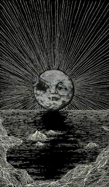 A Trip To The Moon 20s Moon Trip 20s Moon Trip En