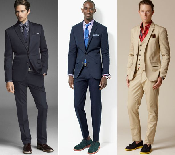 Five Suits for Under $500 | Affordable suits