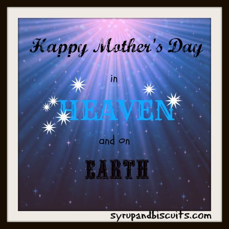 Pin By Stacie Brown On Mom My Angel Mother S Day In Heaven Mum In Heaven Happy Mothers Day