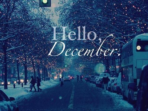 Podremos ver las cosas maravillosas que nos atrae la navidad...