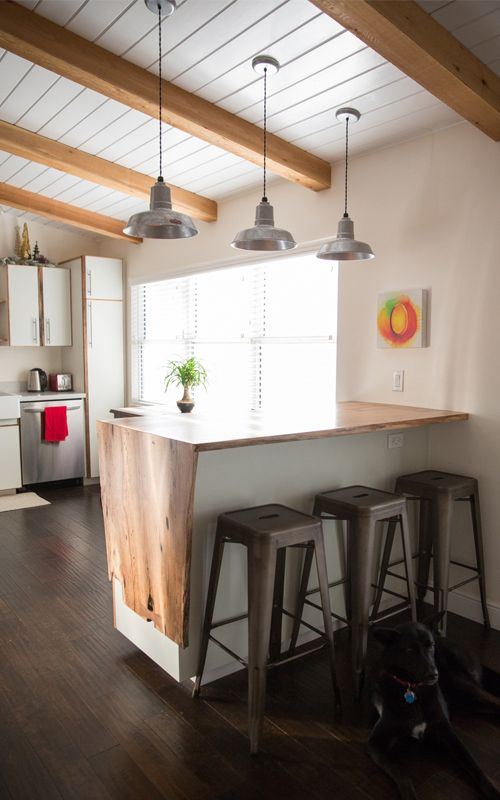 Kitchen Island Used As Dining Table these pendants could be used over kitchen island but also might be