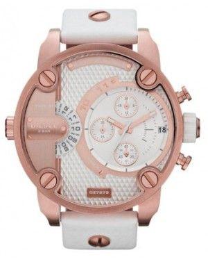 Diesel Little Daddy Leather - Diesel - Watches - Brands