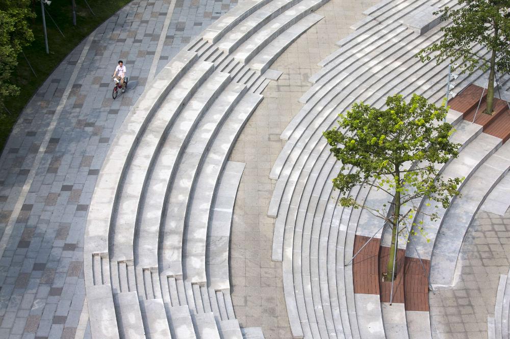 Landscape Architecture Shenzhen 1 City PHOENIX ARIZONA