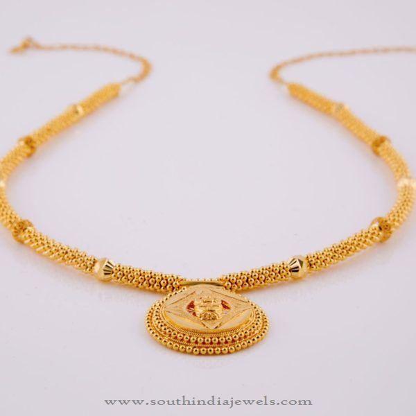 simple gold necklace design necklace designs gold