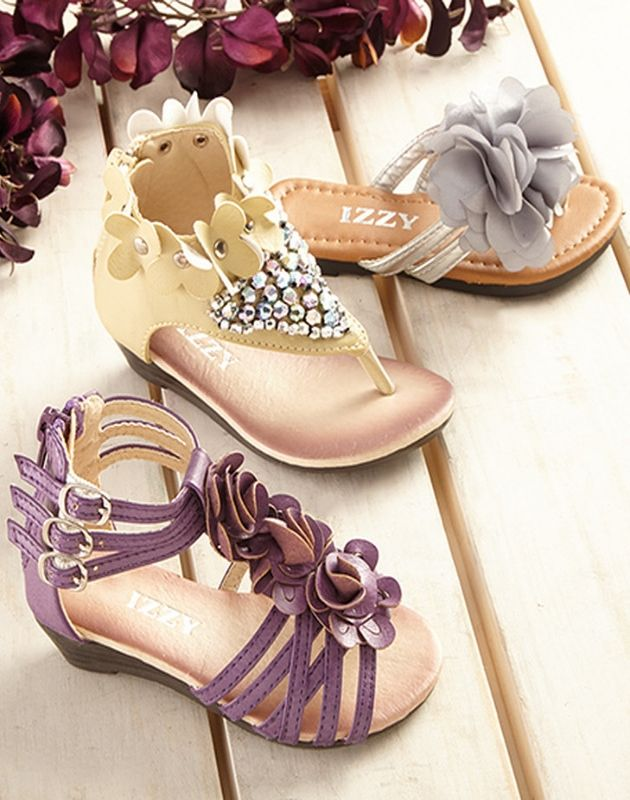 9bce13346ef2 We love these adorable girls shoes for summer! See more styles like these  discounted up to 70% off daily at zulily.com.  GirlsShoes