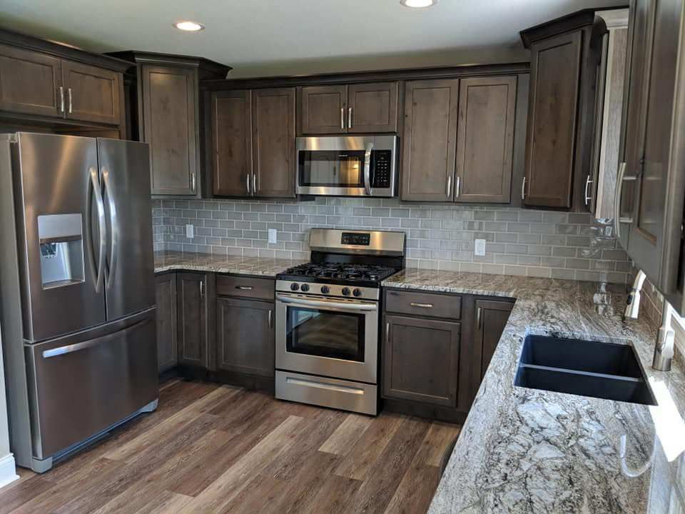 Buy Affordable Granite Kitchen Countertops In Ohio The