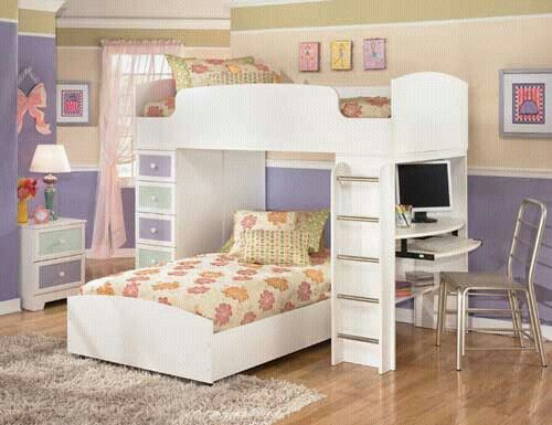 Two People Bedroom Cute With Images Kids Bedroom Sets Girls