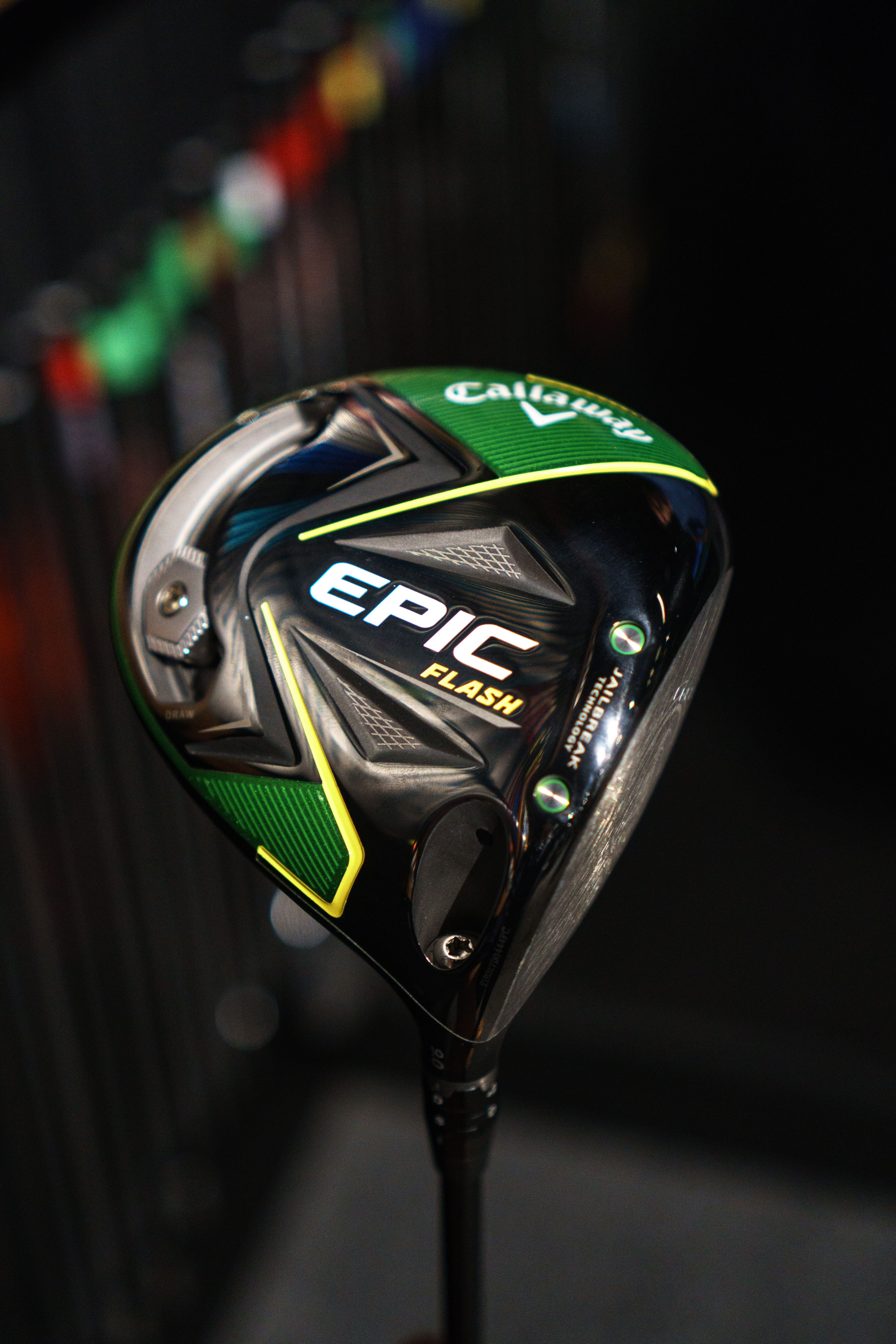 New Callaway Epic Flash Metalwoods Are Available For Fitting