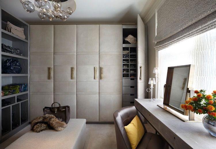 Living Room Closet Design New London Based Luxury Interior Designinternational Residential Design Decoration
