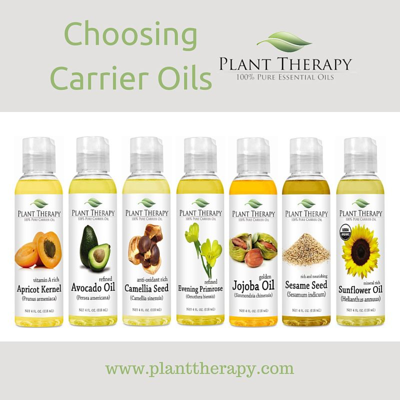 Choosing Carrier Oils - which carrier oil is best for ... | Health