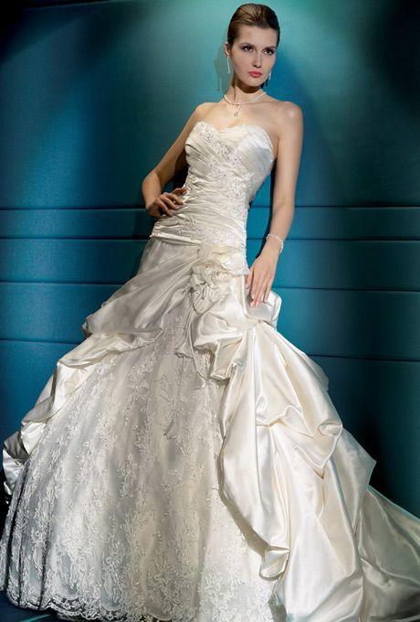 Demetrios Sposabella 4277 Lace Wedding Dresseswedding