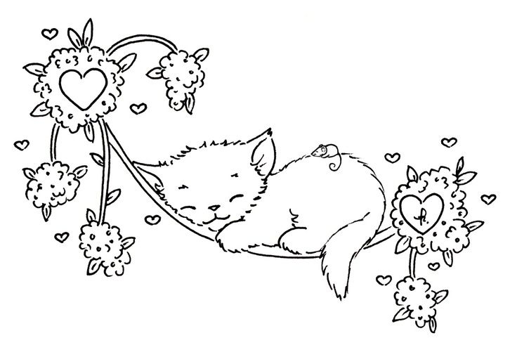 Love Kitty Embroidery Patterns Vintage Embroidery Patterns Vintage Embroidery