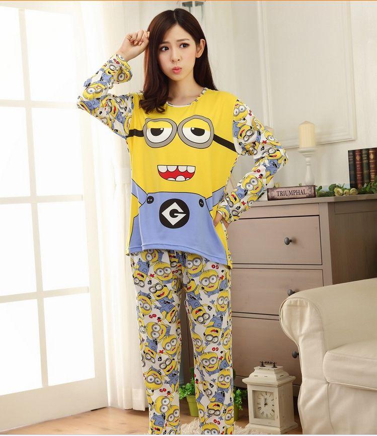 Pigiama Femme Home Abbigliamento Pigiama Pigiami Mujer Pijama Feminino Pijama Entero Adventure Time Kigurumi Pigiama Primark Pigiama