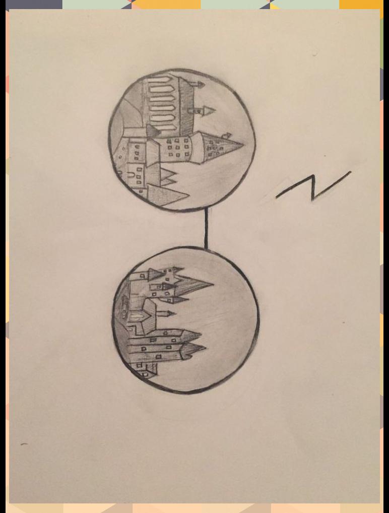 Harry Potter Drawing Of Hogwarts Drawings Art Zeichnung Kritzeleien Zeichnen