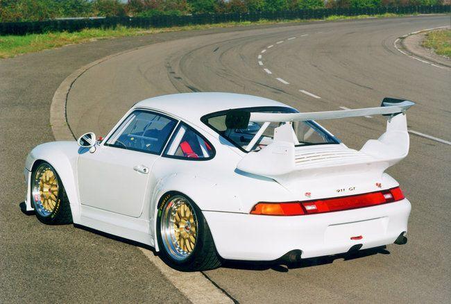 Porsche 993 GT2 Evo 2