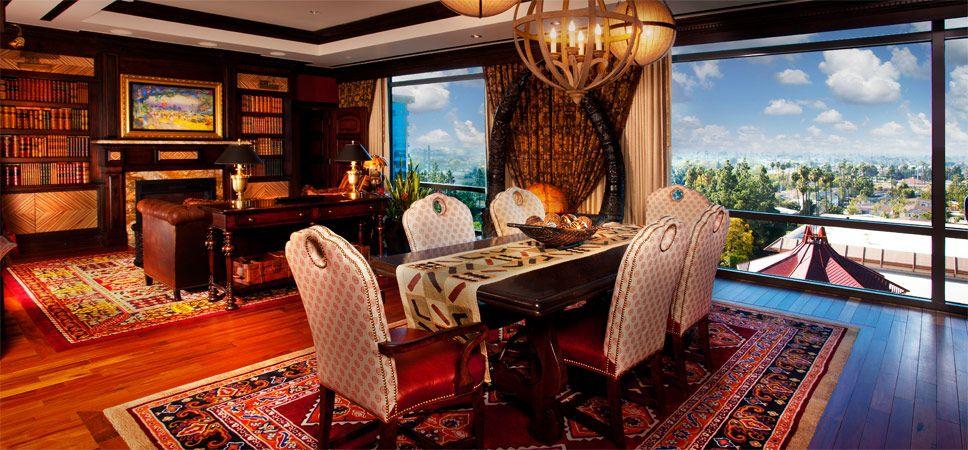 Adventureland Suite At The Disneyland Hotel Disney Home