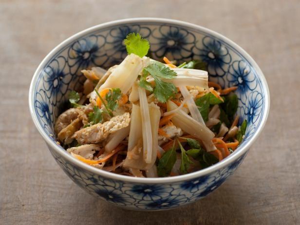 Young jackfruit and tofu salad goi mit dau hu receta pinterest forumfinder Image collections