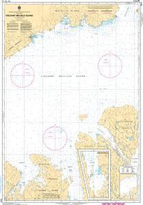 CHS Nautical Chart 7571: Viscount Melville Sound