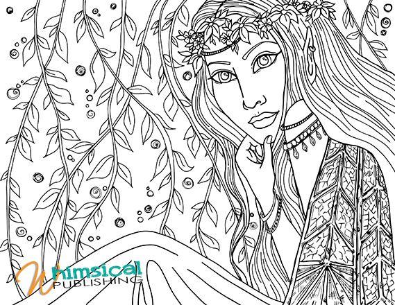 Pin de Patricia Iannone en Diseños - Hadas y Elfos | Pinterest ...