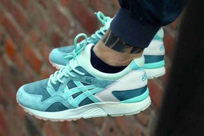 hot sales 157d9 a6d5a Ronnie Fieg x Asics Gel Lyte V: Sage | The Meat ...