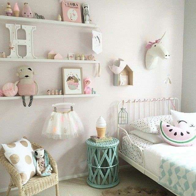 Camerette Per Bambini In Stile Nordico Sewing Pinterest Room