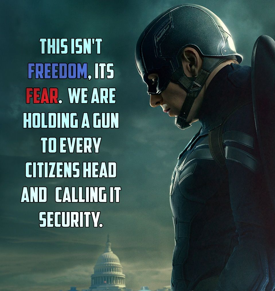This is fear. TeamCap knows this! Tap for motivational