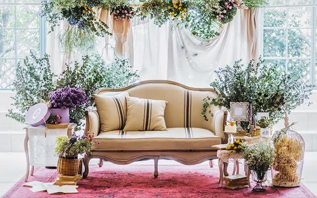 Google Events Wedding Wedding Stage