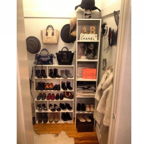 Alaia Rose's closet
