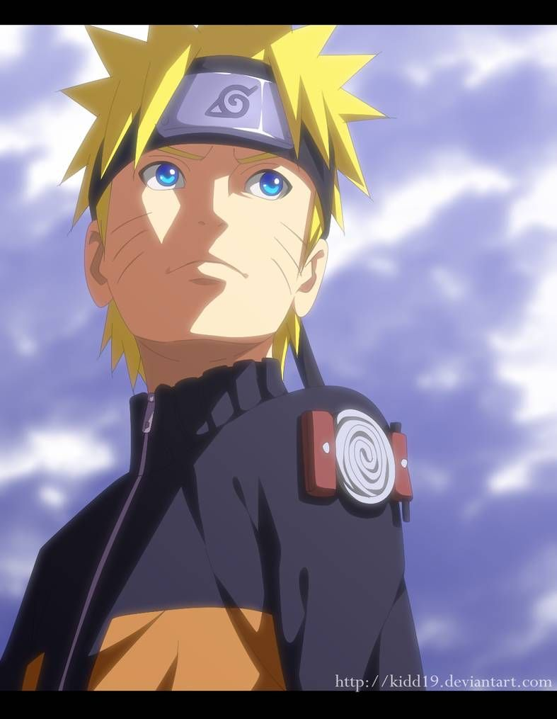 Thank You Naruto By Inash19 On Deviantart In 2020 Naruto Art Anime Anime Naruto